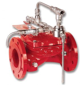 Bermad Fire Protection | Hydraulically Controlled, On-Off Deluge Valve | FP 400E-5D