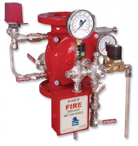 Bermad Fire Protection | Electrically Controlled Deluge Valve | FP 400E-2M