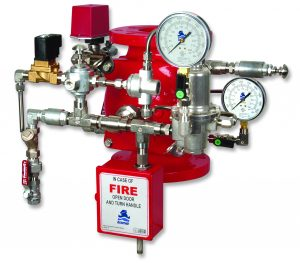 Bermad Fire Protection | Electric Pressure Control Deluge Valve | FP 400E-2M