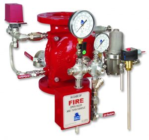 Bermad Fire Protection | Electro-Pneumatically Controlled Deluge Valve | FP 400E-3M