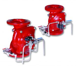 Bermad Fire Protection | Solenoid Activated Remote Controlled Monitor Valve |FP 400E-3X