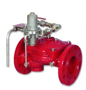 Bermad Fire Protection | Bermad Fire Protection | Electrically Controlled, On-Off Deluge Valve | FP 400E-3D | FP 400E-4D