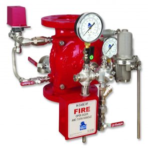 Bermad Fire Protection | Pneumatically Controlled Deluge Valve | FP 400E-4M