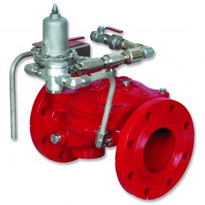 Bermad Fire Protection | Hydraulic Pressure Control, On-Off Deluge Valve | FP 400E-5DC