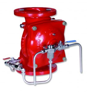 Bermad Fire Protection | Hydraulically Operated Controlled Monitor Valve | FP 400E-5X