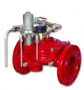 Bermad Fire Protection | Bermad Fire Protection | Hydraulic Hydrant Valve | FP 405-02 | FP 400E-6D