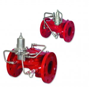 Bermad Fire Protection | Pressure Reducing Valve | FP 420-00
