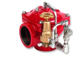 Bermad Fire Protection | Pressure Regulating Hydrant Valve | FP 420-HY