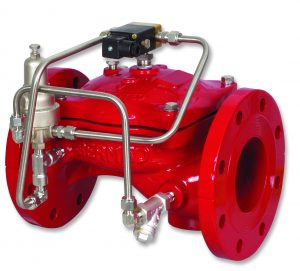 Bermad Fire Protection | Pressure Relief Valve | FP 430-59