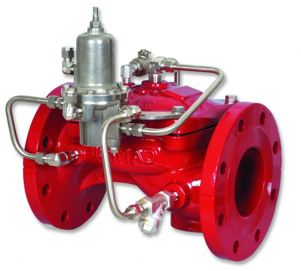 Bermad Fire Protection | Differential Pressure Sustaining Valve | FP 436