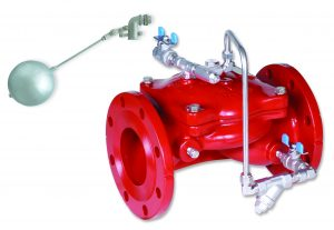 Bermad Fire Protection   Level Control Valve   FP 450-60