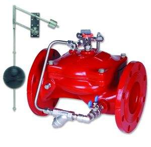 Bermad Fire Protection   Level Control Valve   FP 450-66