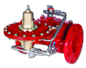 Bermad Fire Protection   Level Control Valve   FP 450-80
