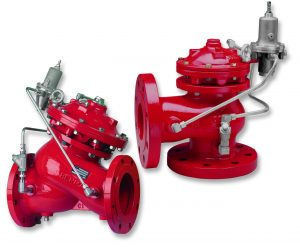 Bermad Fire Protection | Pressure Relif Valve | FP 730-UF