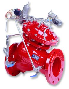 Bermad Fire Protection | Pressure Relief Valve | FP 730-59