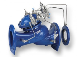 Burst Control & Pressure Reducing Valve | Model 792-U