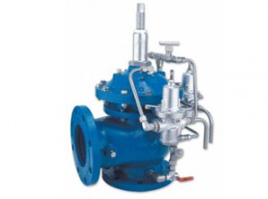 Surge Anticipating Control Valve IR-WW-735-M