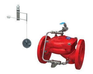 Bermad Fire Protection   Level Control Valve   FP 450-67