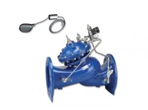 Level CoLevel Control and Pressure Sustaining   ntrol and Pressure Sustaining   WW-753ES-65-BPWW-753ES-65-BP