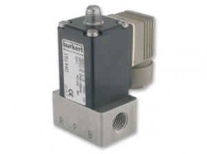 3-Way Solenoid Valve Burkert 311 Series
