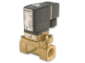 2-Way Solenoid Valve Burkert 5281 Series
