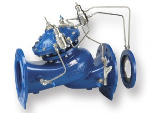 Flow Control and Pressure Reducing Valve | Model 772-U