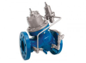 High Pressure, Pressure Reducing Valve (up to PN 40) | Model 820