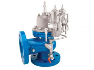 High Pressure, Surge Anticipating Control Valve | Model 835-M