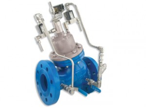 High Pressure, Booster Pump Control Valve | Model 840
