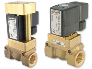 2-Way Solenoid Valve Burkert 404 Series