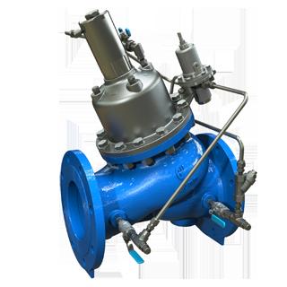 Model 830 Pressure Relief/Sustaining Valve