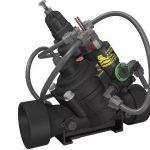 新型S392T-3W灌溉阀门电磁头