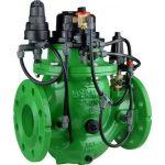 组合流量控制与减压功能的先进灌溉控制方案