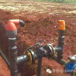 灌溉领域中空气阀的应用