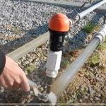 空气阀消除水锤的作用
