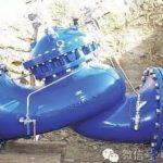保护系统管路的爆管控制阀